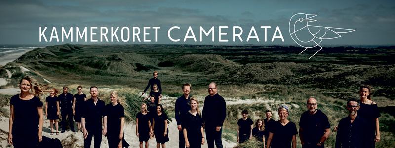 Sommerkoncert på amfi-scenen med kammerkoret CAMERATA.