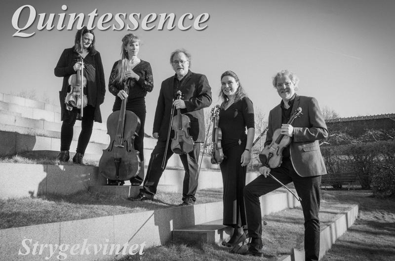 Sommerkoncert med strygekvintetten Quintessence